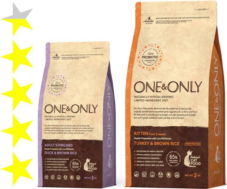 One only (ван онли) корм для собак | цена, отзывы, состав