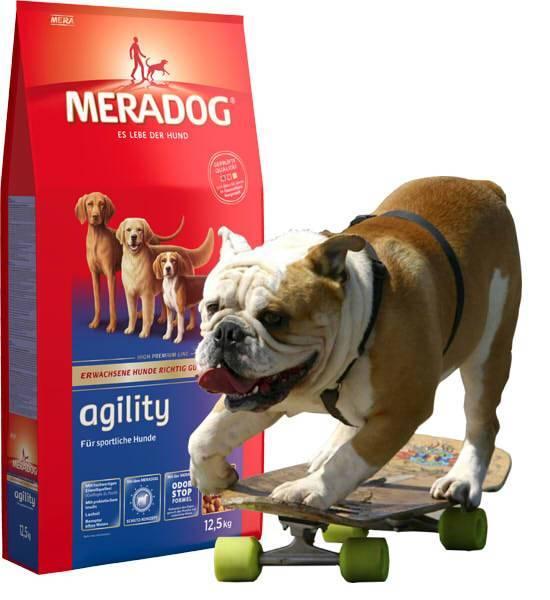 Очень хороший корм для собак meradog - отзывы о корм для собак meradog