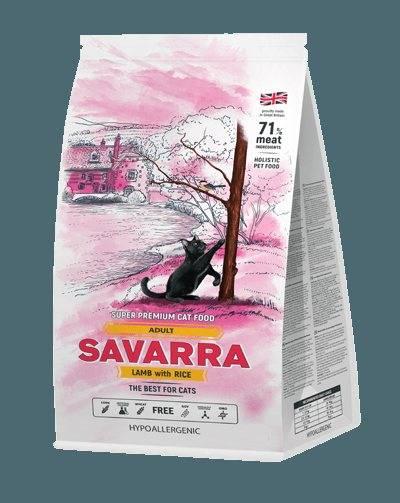 Корм savarra для собак