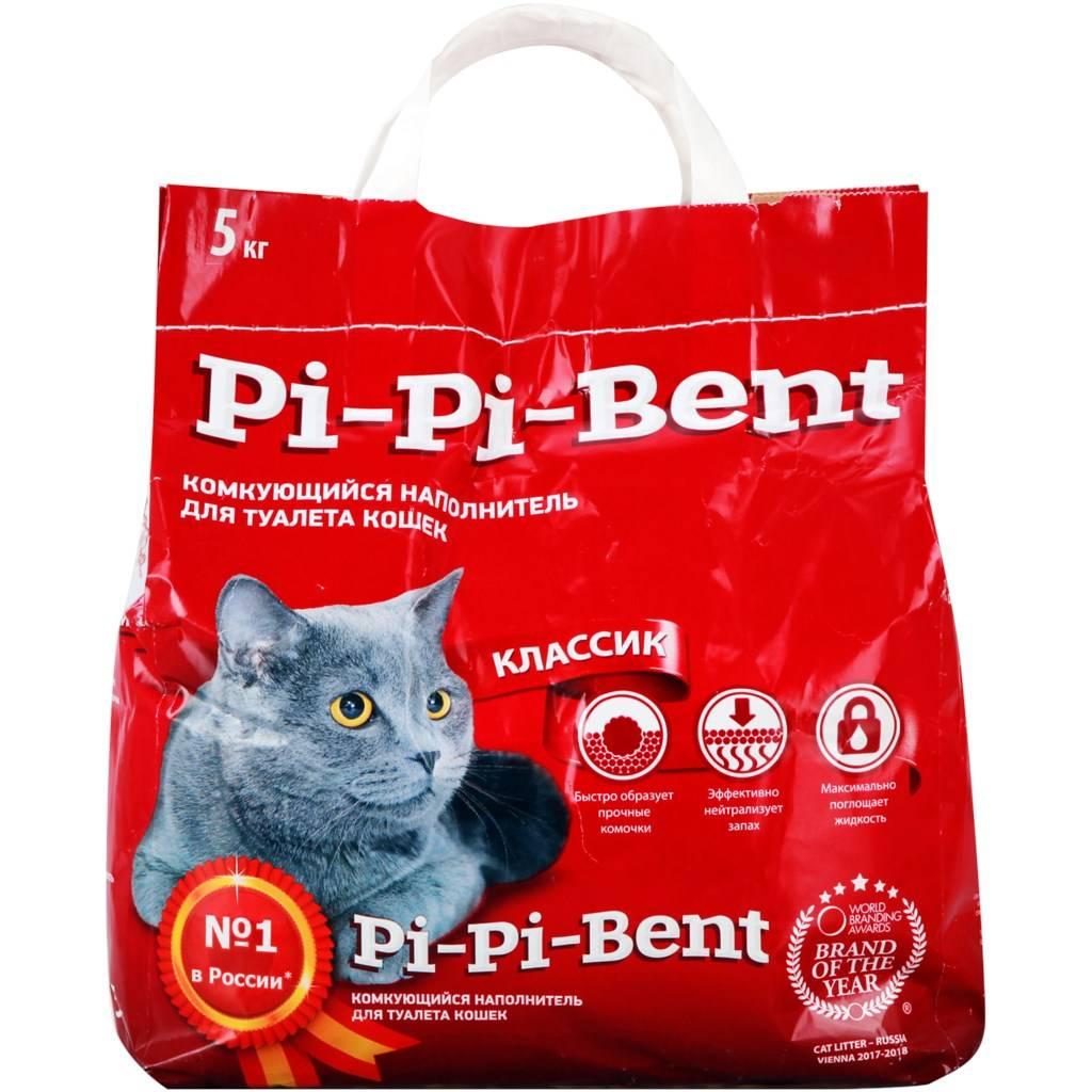 Наполнитель для лотка pi-pi-bent: производитель, свойства, отзывы