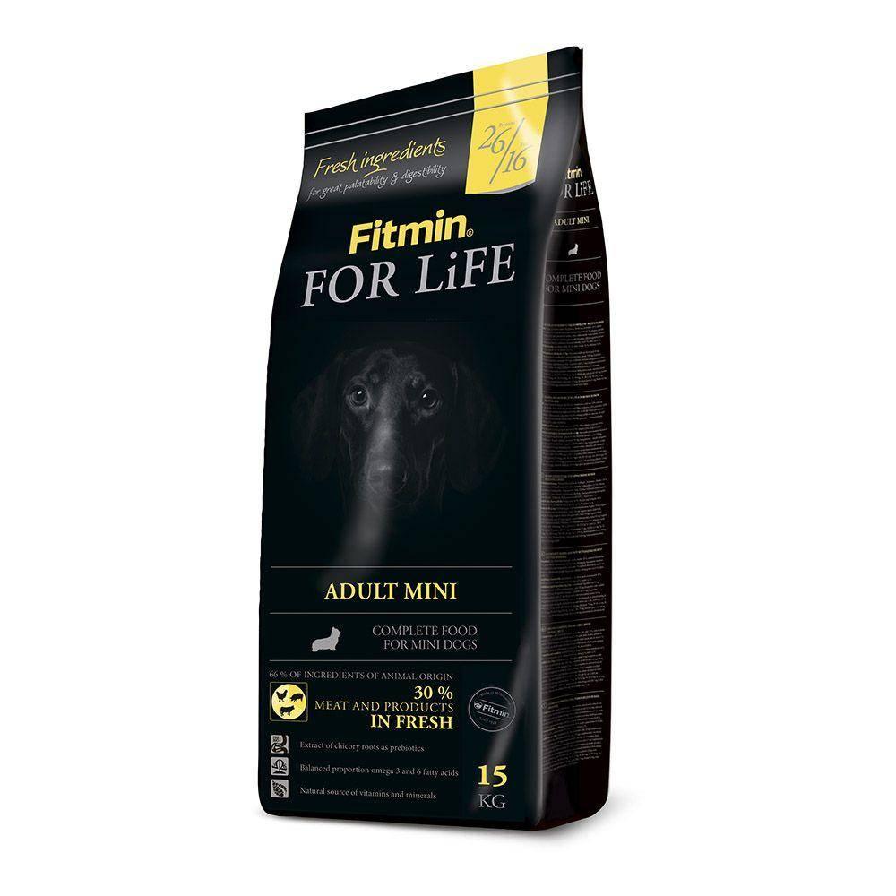 Корм для собак fitmin: отзывы и обзор состава | «дай лапу»