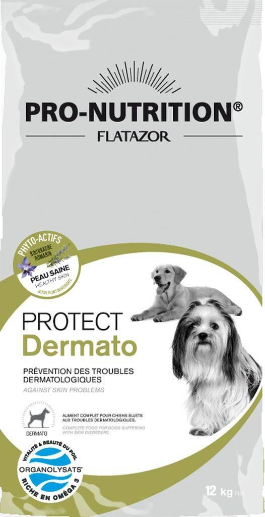 Корм для собак flatazor: отзывы и обзор состава