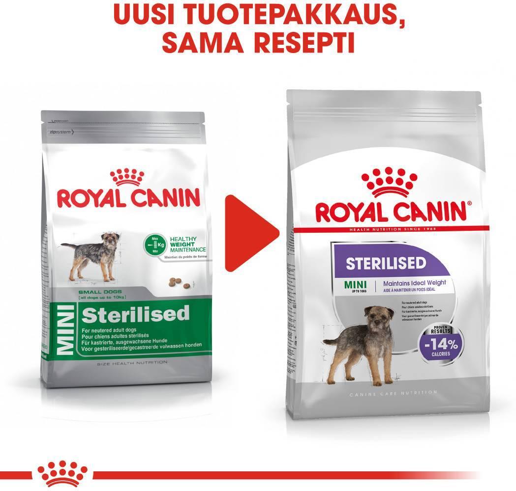 Роял канин для щенков: описание корма для мелких, средких и крупных пород