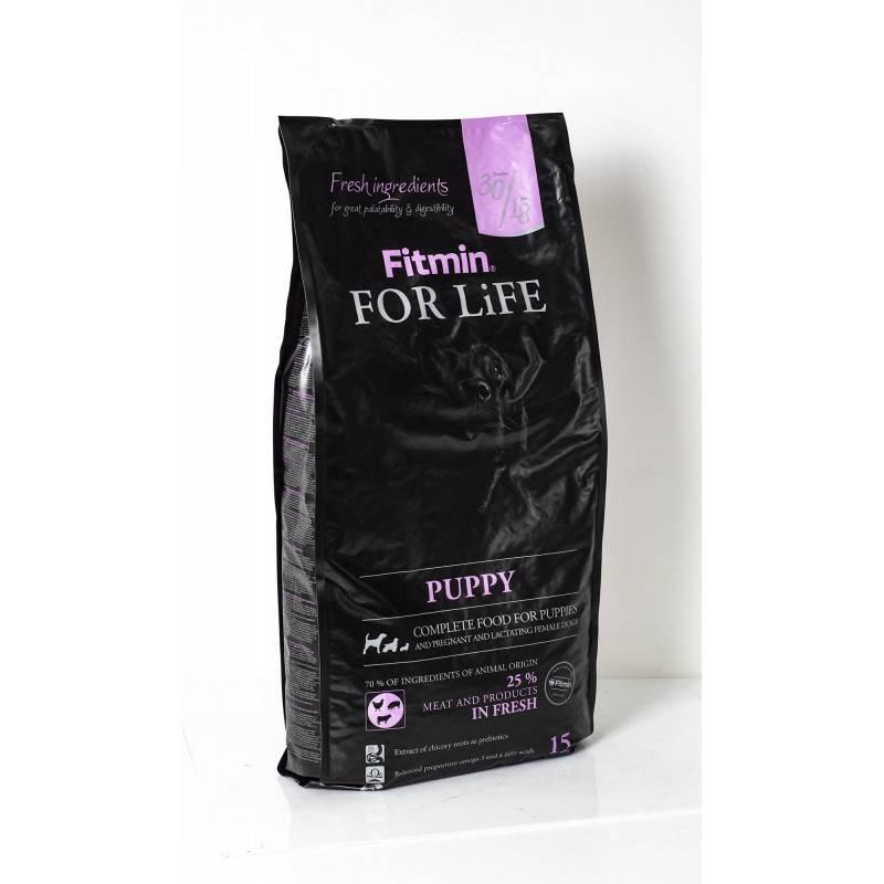 """Корм для собак """"фитмин"""": состав, дозировка, производитель, отзывы ветеринаров и владельцев собак"""