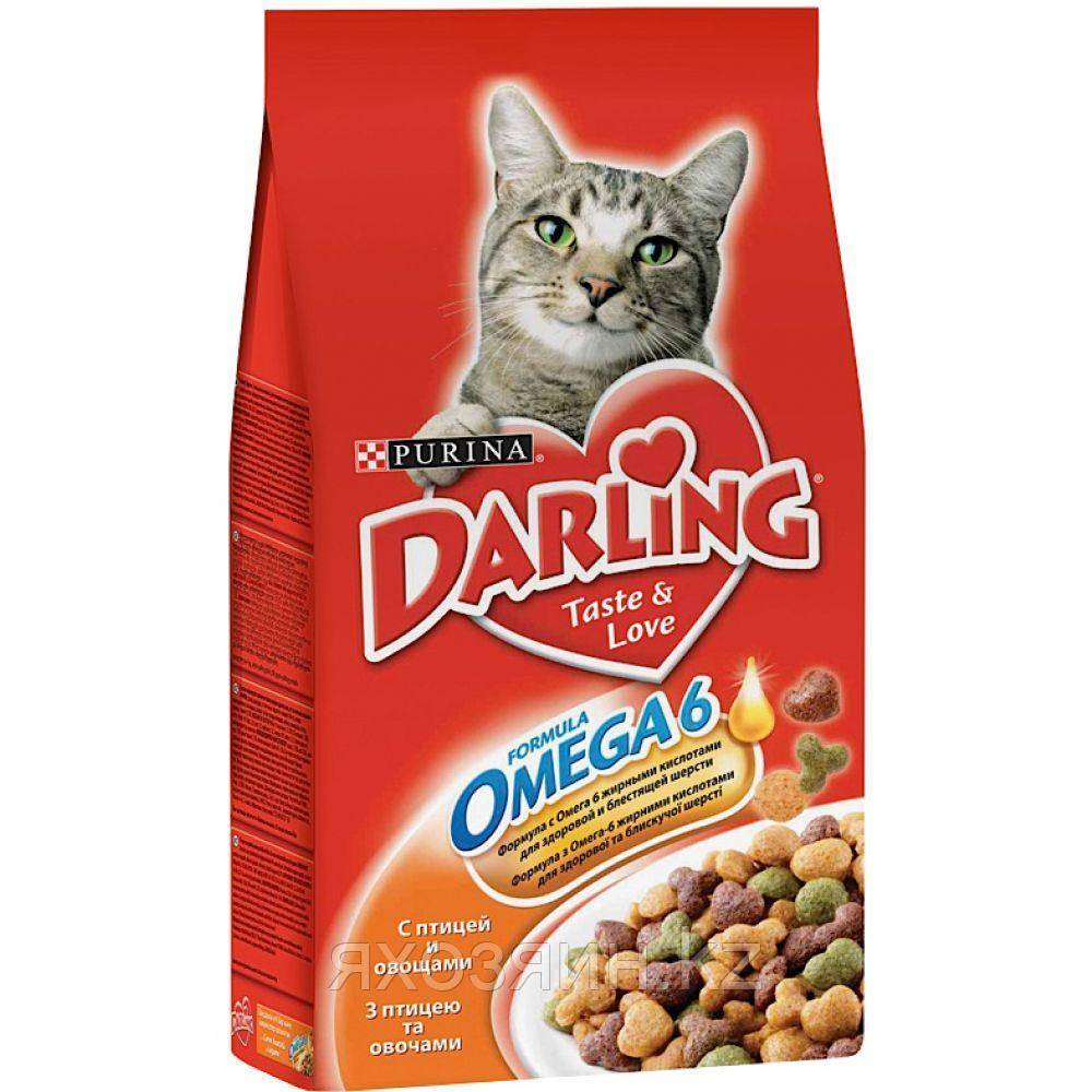 Дарлинг — корм для собак