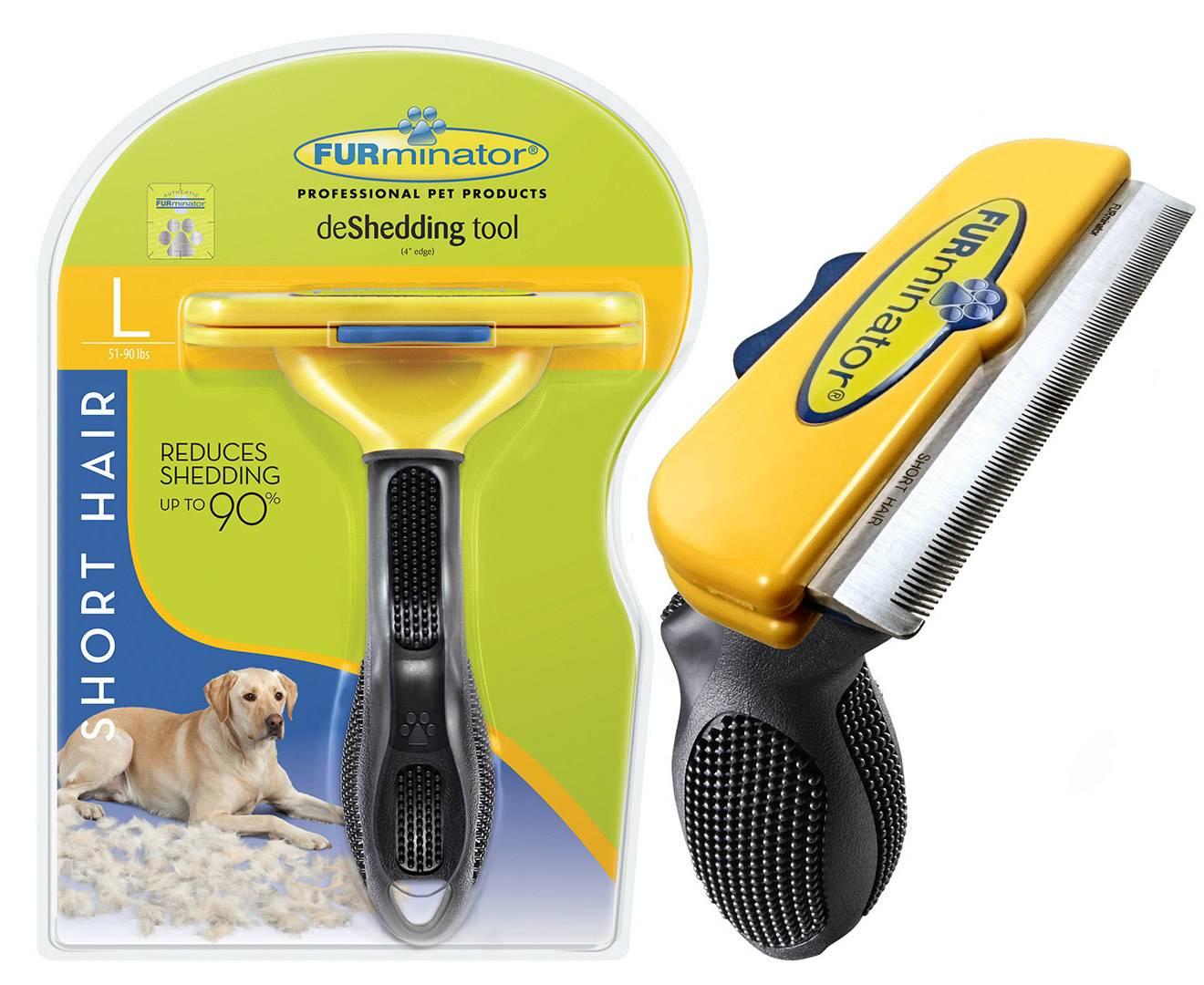 Как выбрать фурминатор для собак | dogkind.ru