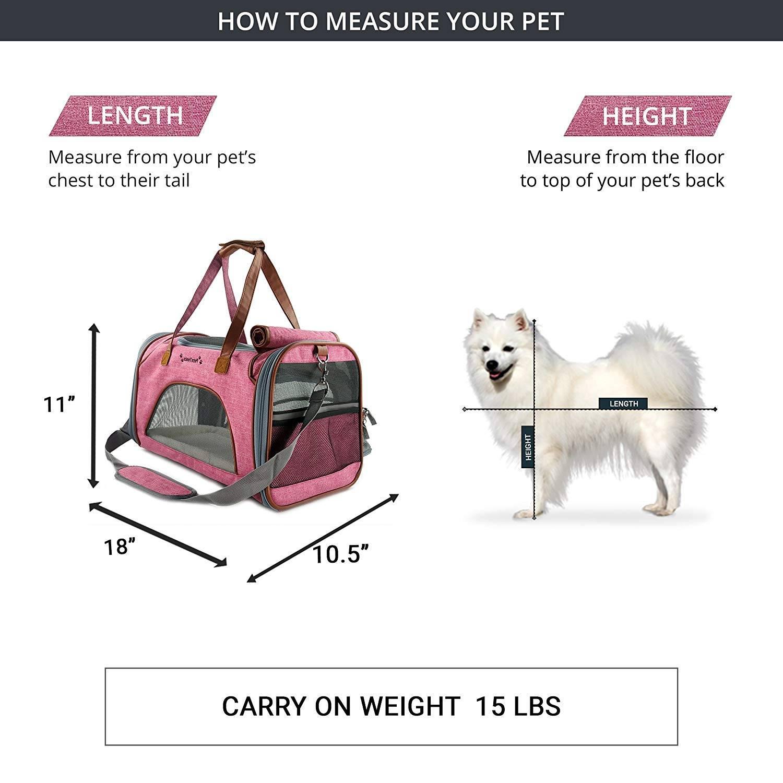 Как правильно перевозить кошку в самолете и какого размера нужна переноска