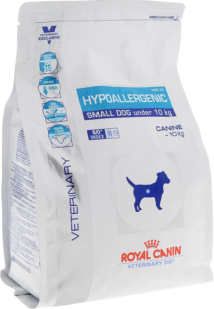 Антиаллергенный корм для собак: список, рейтинг лучших, производители, состав и рекомендации ветеринаров