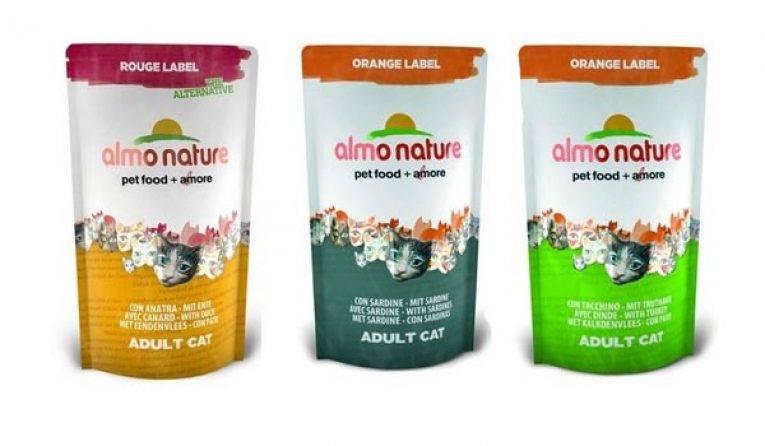 Almo nature s.p.a.выпускает корма «альмо натюр», страна производителя