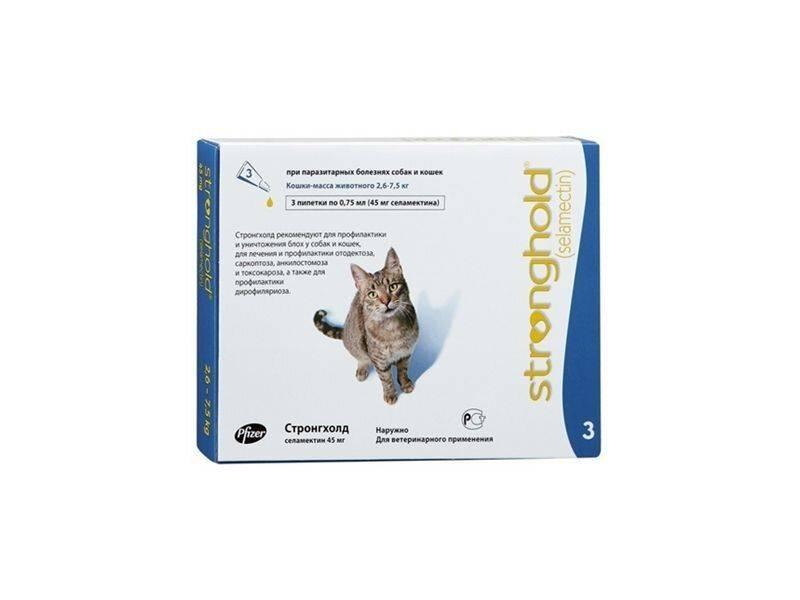 Капли адвокат для кошек (от блох) — инструкция по применению и дозировка препарата