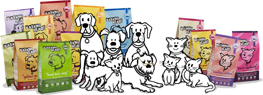Корм barking heads (баркинг хедс) для собак | состав, цена, отзывы