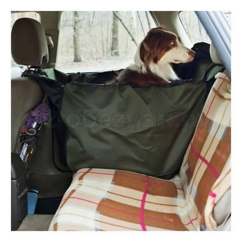 Автогамак для перевозки собак в автомобиле | dog-care - журнал про собак