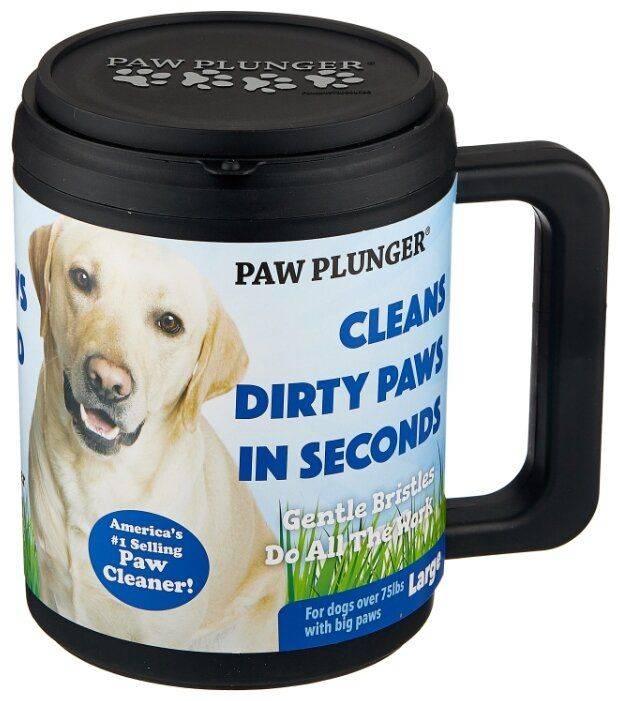 Лапомойка – первый помощник хозяину собаки
