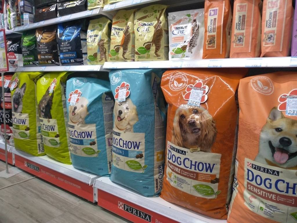 Рейтинг холистиков для собак
