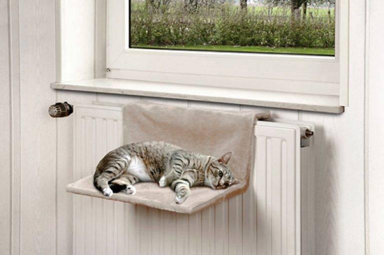 Готовая выкройка и порядок пошива домика для кошек собственноручно
