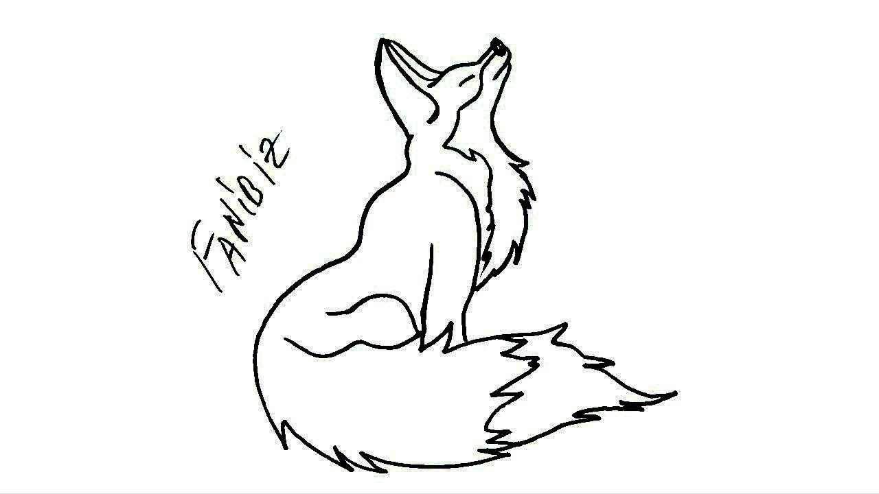 Как нарисовать кошку - пошаговый урок для начинающих