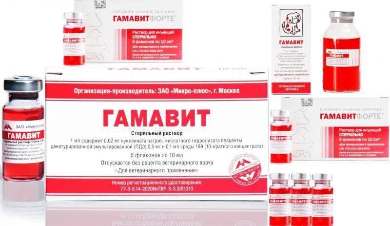 Аминовит, витаминный комплекс для инъекций, инструкция