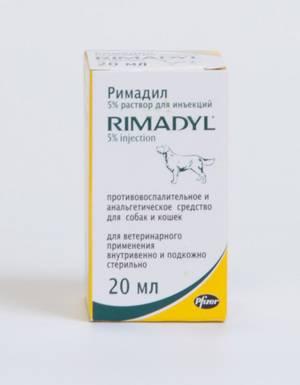 Римадил для собак: инструкция по применению, назначение и дозировки, отзывы