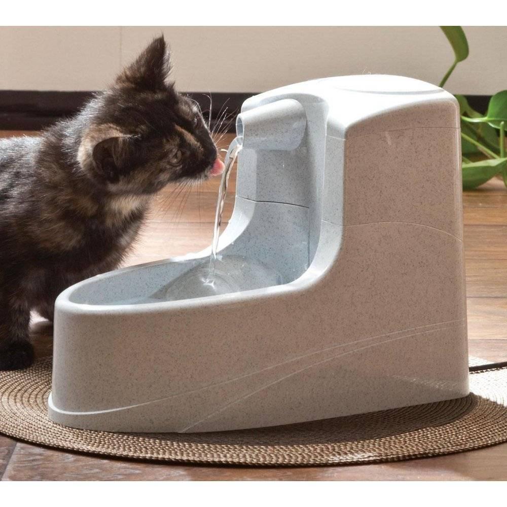 Автоматическая поилка для кошек | отзывы, купить