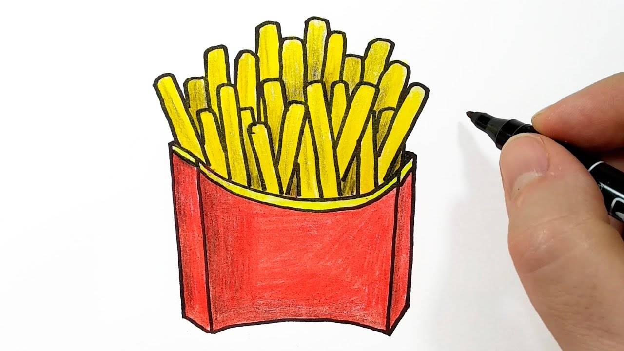 Как нарисовать кошку для детей карандашом поэтапно