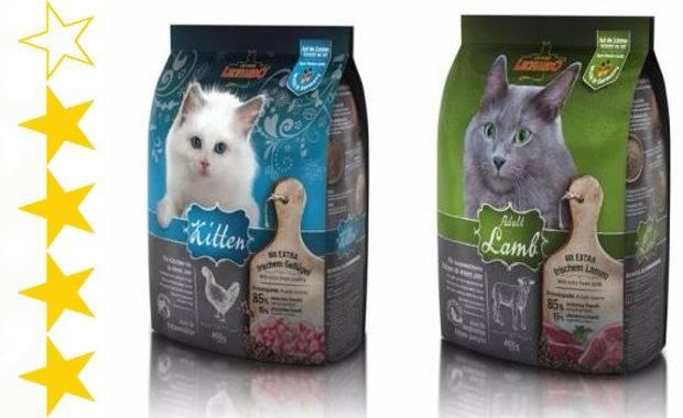 Леонардо корм для кошек: анализ состава, отзыв ветеринара