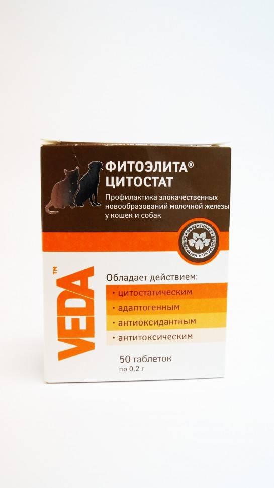 Всё о препарате Здоровые почки (Фитоэлита) для кошек